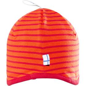 Finkid Kupu Light Bonnet Kids Grenadine/Red